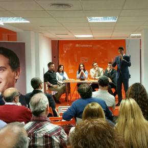 Ciudadanos Málaga presenta su estructura organizativa provincial