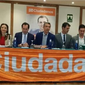 Ciudadanos Marbella celebra su primera reunión informativa con los afiliados