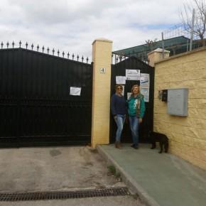 La Agrupación Norte se interesa por la Sociedad Protectora de Animales y Plantas