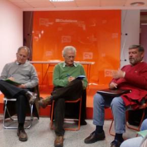 La Agrupación Málaga Centro continúa su ronda de charlas