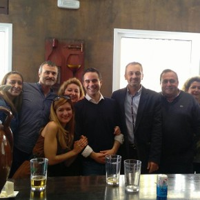 Ciudadanos Vélez-Málaga comparte la Ruta de la Tapa