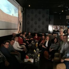 La Agrupación Oeste organiza un nuevo café ciudadano