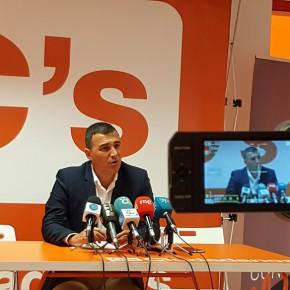 Ciudadanos preguntará en el próximo pleno del Parlamento Andaluz sobre el tren del litoral de la Costa del Sol