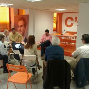 La Agrupación Málaga Centro invita a Alejandro Carballo para exponer los programas urbanísticos destinados al distrito