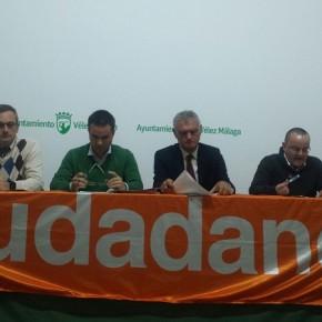 Ciudadanos Vélez-Málaga celebra su primera asamblea informativa