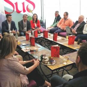 Ciudadanos Marbella celebra el 'café ciudadano Marbella'