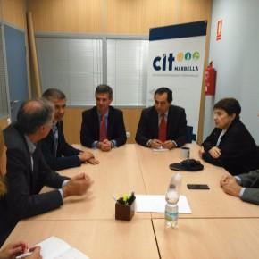 Ciudadanos Marbella informa sobre la reunión mantenida con CIT Marbella