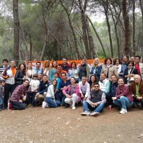 La Agrupación de Marbella celebra una barbacoa ciudadana