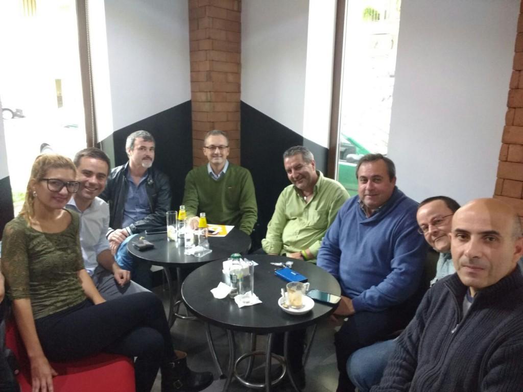 Cafe Ciudadanos Velez