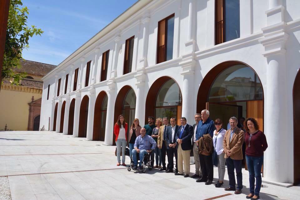 Entrega de llaves edificio Pósito Velez-Malaga
