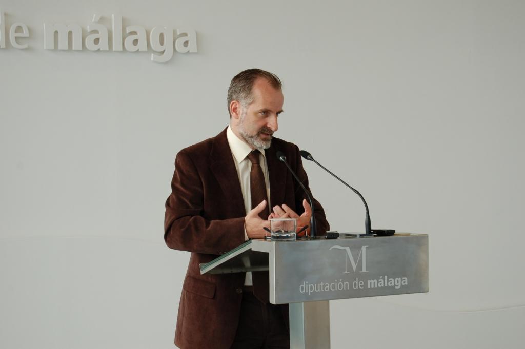 Gonzalo Sichar comparecencia previa al pleno de mayo