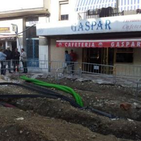 C's Marbella se reúne con vecinos y comerciantes de la Avenida de Nabeul