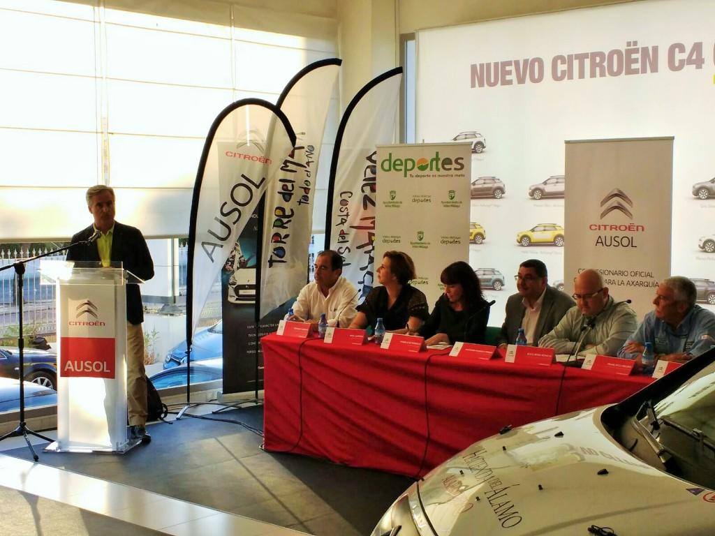 Foto 3 Presentación II Rallye  Ciudad Velez Malaga (3)