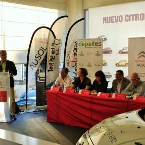 Ciudadanos acude a la presentación del II Rally Ciudad de Vélez- Málaga
