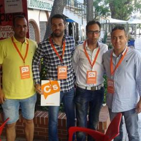 Ciudadanos Estepona propone mejoras en el Colegio Antonio Machado antes de que comience el nuevo curso