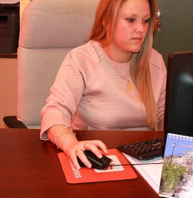 Portavoz Grupo Municipal Ciudadanos Rincon de la Victoria Elena Aguilar Brañas