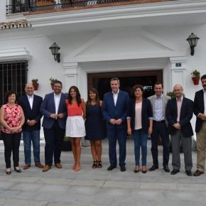 C's y PSOE alcanzan un pacto de gobierno en Mijas por la estabilidad del municipio
