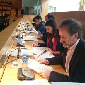 El Consorcio de Bomberos de la Diputación aprueba las bases consensuadas con Ciudadanos para el proceso de selección de su gerente