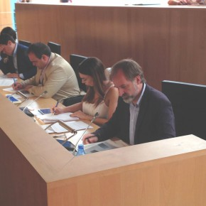 Cs logra que la Diputación dote de secretario a seis municipios menores de 2.000 habitantes que carecían de este servicio