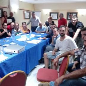 La agrupación de Rincón de la Victoria celebra su cuarta asamblea ordinaria