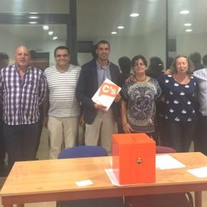 Ciudadanos Coín constituye nueva agrupación y elige junta directiva