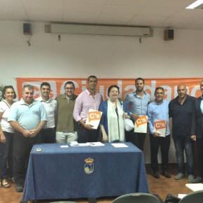 Ciudadanos Estepona se marca como objetivos la mejora de la movilidad y la creación de aparcamientos en el municipio