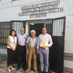 Ciudadanos Marbella comienza una ronda de reuniones con diferentes asociaciones del municipio