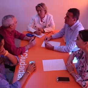Ciudadanos exige a la Junta calendario y presupuesto para dotar al Chare del Guadalhorce de todos los servicios