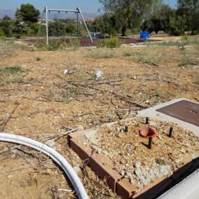 Ciudadanos reclama un mejor mantenimiento de las zonas verdes de Alhaurín de la Torre