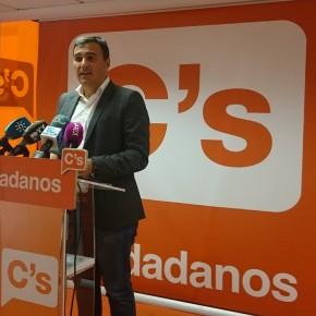 Ciudadanos reclama en el Parlamento andaluz el proyecto y el calendario para construir el tercer hospital de Málaga en los suelos del Civil