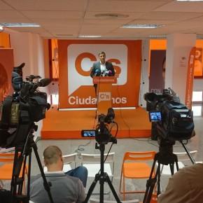 Ciudadanos lleva a los presupuestos andaluces medidas de reactivación económica para fortalecer sectores clave en la provincia de Málaga