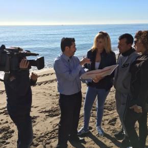 Ciudadanos presenta una moción a pleno para la para la regeneración, recuperación y defensa de las playas fuengiroleñas