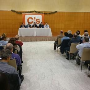 Fran Hervías avala la responsabilidad de Ciudadanos en Andalucía con logros como la negociación de los presupuestos y la supresión del impuesto de sucesiones