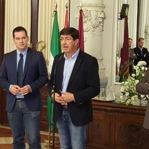 Ciudadanos llevará al Parlamento la finalización del plan turístico para remodelar los paseos marítimos de El Palo y Pedregalejo