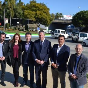 Ciudadanos ofrece su apoyo a nivel nacional y autonómico para desbloquear los grandes proyectos de Mijas