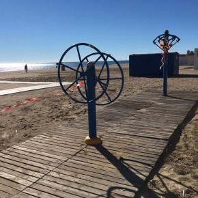 Ciudadanos Fuengirola propone mejorar el mantenimiento de las zonas deportivas con circuitos biosaludables