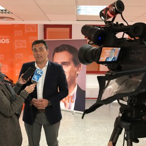 Arraijanal, Bernardo de Gálvez y el trabajo de fiscalización de los presupuestos marcan el inicio de año de Ciudadanos Málaga en el Parlamento andaluz
