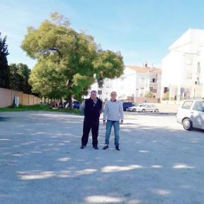 Ciudadanos Estepona propone una zona de ocio y plazas de aparcamiento para mejorar la barriada Blas Infante