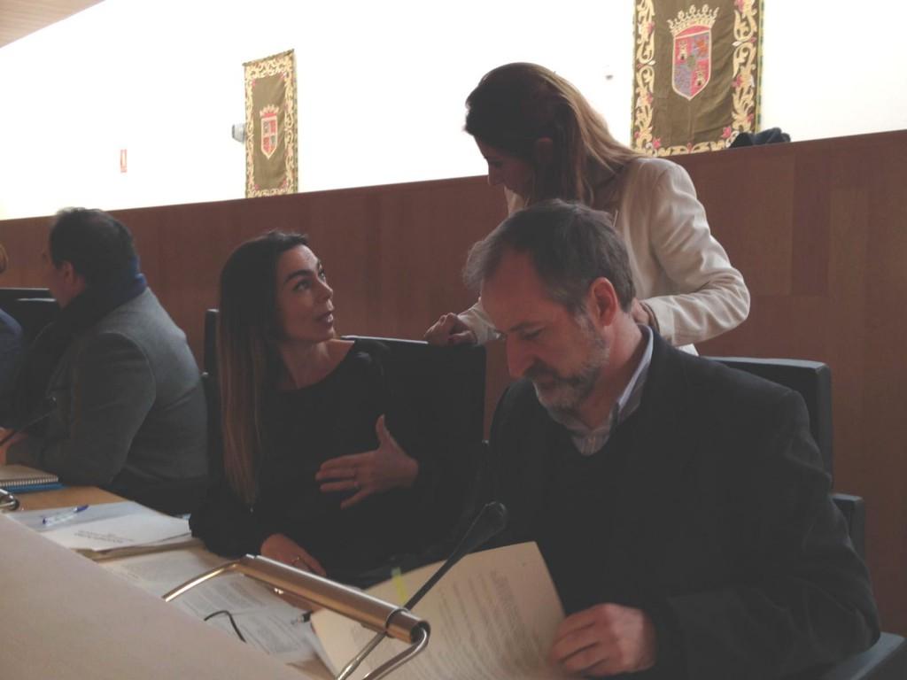 Teresa Pardo y Gonzalo Sichar pleno enero 2017 2