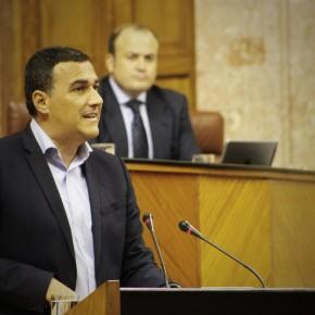 Ciudadanos exige a la Junta de Andalucía que ponga en marcha el proyecto en los terrenos de Arraijanal