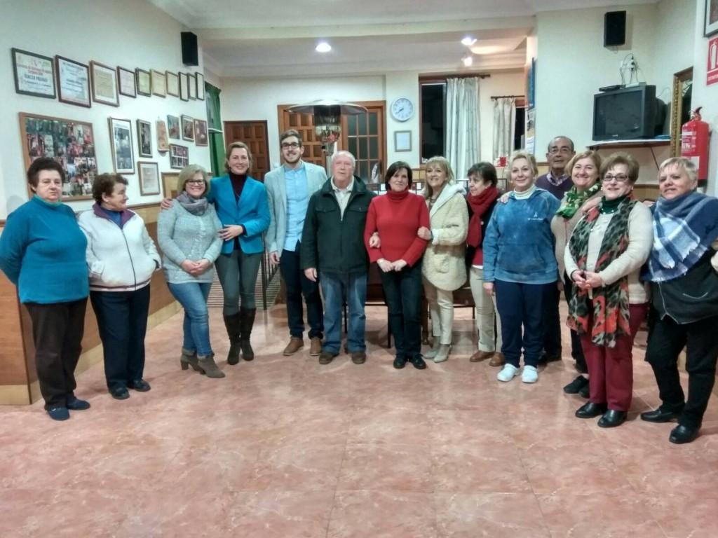 Federación vecinos del Carmen Antequera