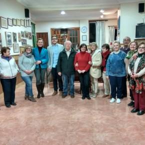 Ciudadanos Antequera comienza la ronda de visitas por las asociaciones de vecinos