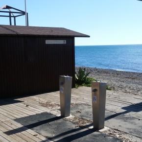 Ciudadanos Estepona exige al Ayuntamiento la apertura de aseos públicos a lo largo del recorrido de la Senda Litoral