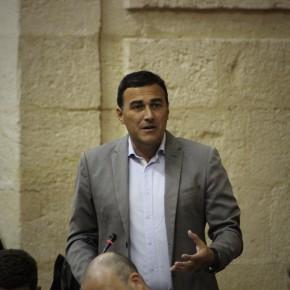 """Carlos Hernández exige a la Junta que ejerza su responsabilidad con el CIO Mijas porque """"la pelota está en su tejado"""""""