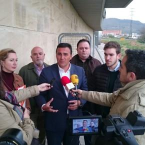 Ciudadanos lleva al Parlamento andaluz el abandono del Palacio de Ferias de Antequera tras una inversión millonaria