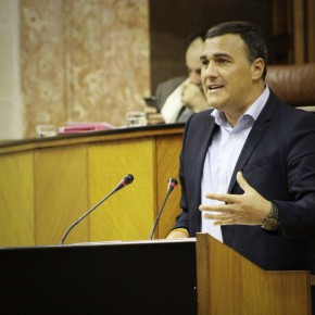 """Carlos Hernández: """"La política útil de Ciudadanos ha logrado que la Junta multiplique por 15 la aportación al Festival de Cine de Málaga"""""""