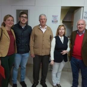 Ciudadanos Antequera pulsa las inquietudes de la asociación vecinal Andalucía-Zona Centro