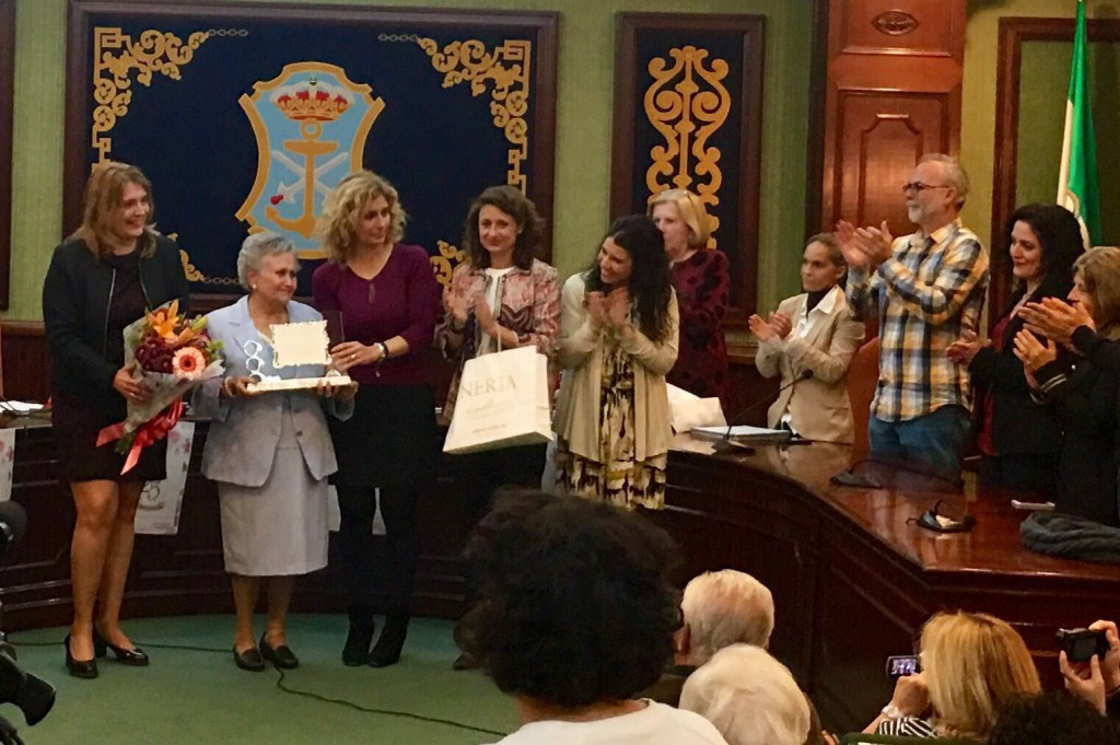 Ciudadanos Nerja se suma a los actos con motivo del Día Internacional de la Mujer2