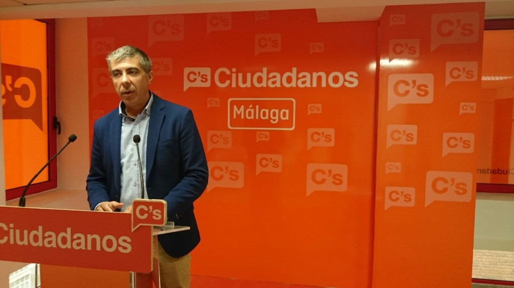 Miguel Ángel Hijano Marbella portavoz