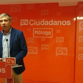 Ciudadanos Marbella se solidariza con las asociaciones culturales y reclama al equipo de gobierno que se depuren responsabilidades